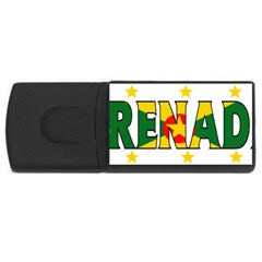 Grenada 2GB USB Flash Drive (Rectangle)