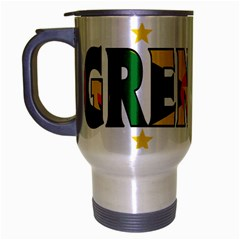 Grenada Travel Mug (Silver Gray)