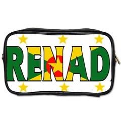 Grenada Travel Toiletry Bag (One Side)