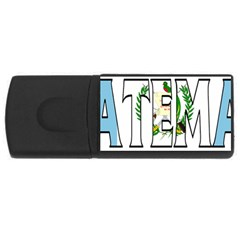 Guatemala 2GB USB Flash Drive (Rectangle)