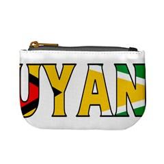 Guyana Coin Change Purse