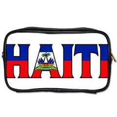 Haiti2 Travel Toiletry Bag (one Side)
