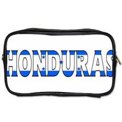 Honduras Travel Toiletry Bag (One Side)