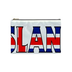 Iceland Cosmetic Bag (Medium)