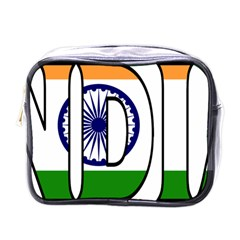India Mini Travel Toiletry Bag (one Side)