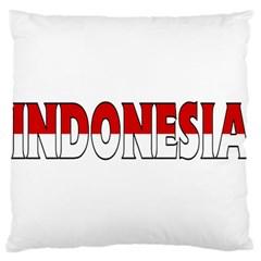 Indonesia Large Cushion Case (One Side)