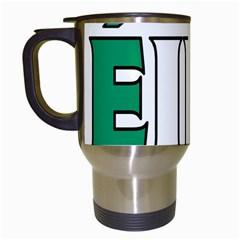 Ireland2 Travel Mug (white)