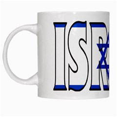 Israel2 White Coffee Mug