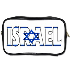 Israel2 Travel Toiletry Bag (one Side)
