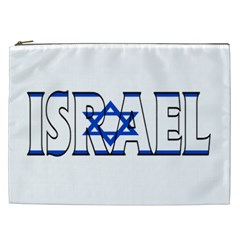 Israel2 Cosmetic Bag (XXL)