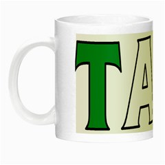 Italy Glow In The Dark Mug