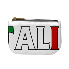 Italy Coin Change Purse