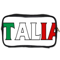 Italy Travel Toiletry Bag (One Side)