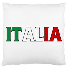 Italy Large Cushion Case (One Side)