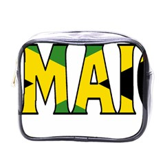 Jamaica Mini Travel Toiletry Bag (One Side)