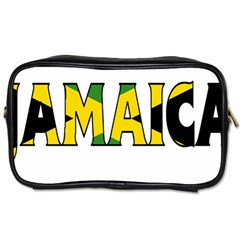 Jamaica Travel Toiletry Bag (One Side)