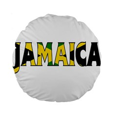 Jamaica 15  Premium Round Cushion