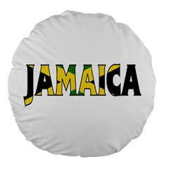 Jamaica 18  Premium Round Cushion