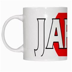 Japan White Coffee Mug