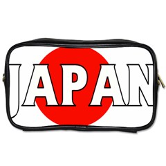 Japan Travel Toiletry Bag (One Side)