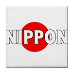 Japan(nippon) Face Towel Front