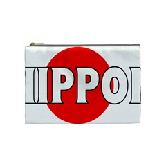 Japan(nippon) Cosmetic Bag (Medium)
