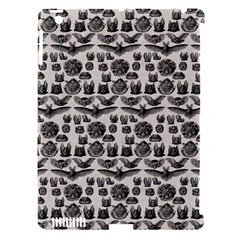 Vintage Bats Apple iPad 3/4 Hardshell Case (Compatible with Smart Cover)