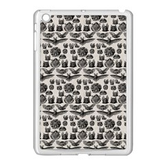 Vintage Bats Apple iPad Mini Case (White)