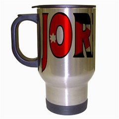 Jordan Travel Mug (Silver Gray)