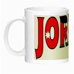 Jordan Glow in the Dark Mug