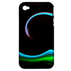 L220 Apple Iphone 4/4s Hardshell Case (pc+silicone)