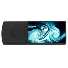 L224 2GB USB Flash Drive (Rectangle)