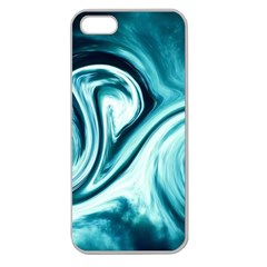 L224 Apple Seamless iPhone 5 Case (Clear)