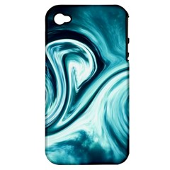 L224 Apple Iphone 4/4s Hardshell Case (pc+silicone)