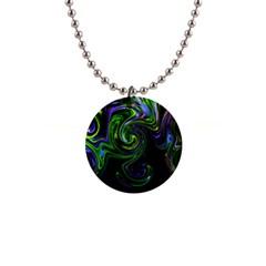 L223 Button Necklace