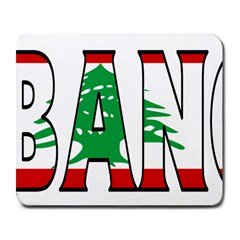 Lebanon Large Mouse Pad (Rectangle)