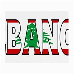 Lebanon Glasses Cloth (Small)