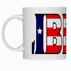 Liberia White Coffee Mug