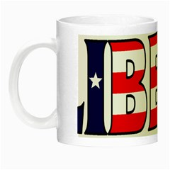 Liberia Glow in the Dark Mug