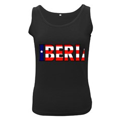 Liberia Womens  Tank Top (black)