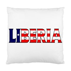 Liberia Cushion Case (One Side)