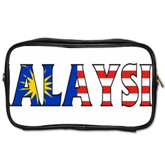Malaysia Travel Toiletry Bag (One Side)