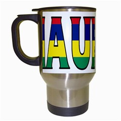 Maurice Travel Mug (White)