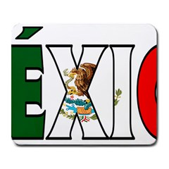 Mexico (n) Large Mouse Pad (Rectangle)