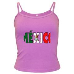 Mexico (n) Spaghetti Top (Colored)