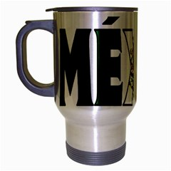 Mexico (n) Travel Mug (Silver Gray)