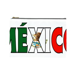 Mexico (n) Cosmetic Bag (Large)