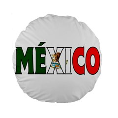 Mexico (n) 15  Premium Round Cushion