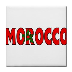 Morocco Face Towel