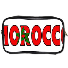 Morocco Travel Toiletry Bag (One Side)